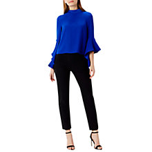 Buy Coast Emmy-Mae Top, Cobalt Blue Online at johnlewis.com