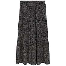 Buy Gerard Darel Janna Skirt, Black Online at johnlewis.com