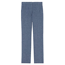 Buy Gerard Darel Paulin Trouser, Blue Online at johnlewis.com