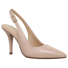 Buy MICHAEL Michael Kors Flex Slingback Court Shoes Online at johnlewis.com