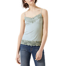 Buy Jigsaw Modal Lace Vest Online at johnlewis.com