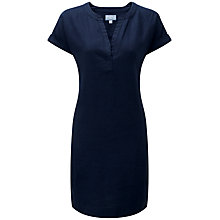 Buy Pure Collection Laundered Linen Dress Online at johnlewis.com