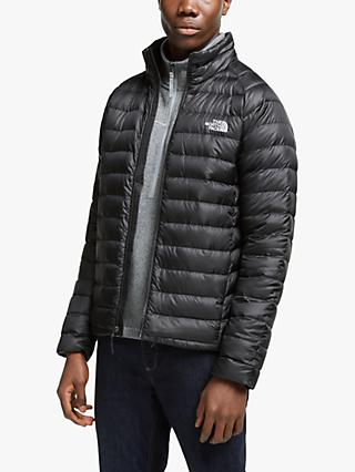 The North Face Men's Waterproof Trevail Jacket, Black