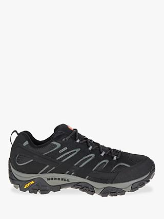 Merrell MOAB 2 Men's Waterproof Gore-Tex Hiking Shoes, Black
