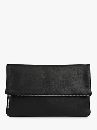 Whistles Chapel Foldover Clutch Bag