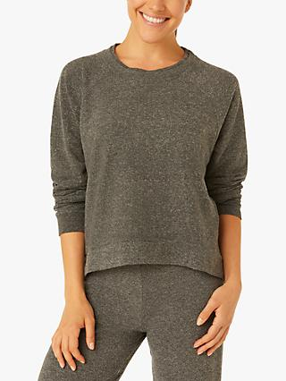 M Life Breath Nirvana Long Haul Top, Flint Melange