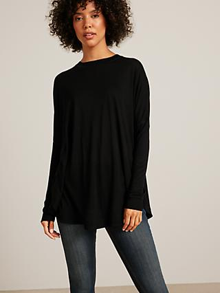 AND/OR Orla Long Sleeve Jersey Top