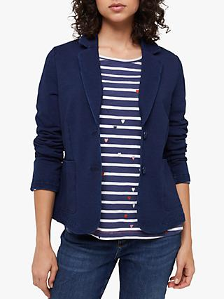 White Stuff Brooklyn Blazer, Navy Blue