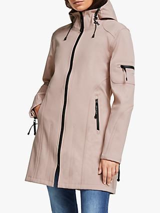 Ilse Jacobsen Hornbæk 3/4 Length Raincoat