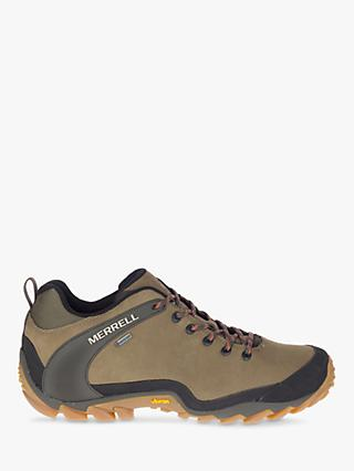Merrell Chameleon 8 Men's Waterproof Gore-Tex Walking Shoes, Olive