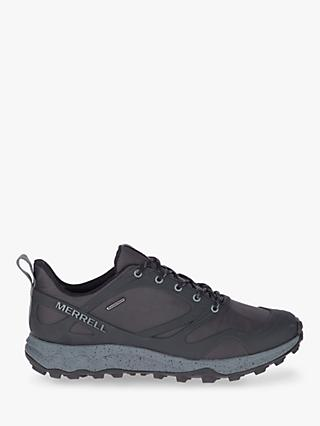 Merrell Altalight Men's Waterproof Walking Shoes, Black/Rock