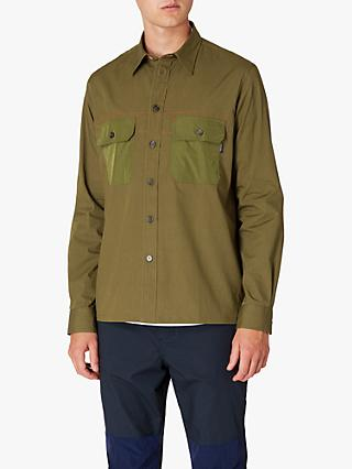 PS Paul Smith Ribstop Overshirt