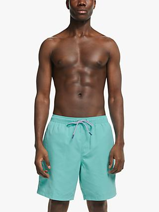 John Lewis & Partners Recycled Long Swim Shorts
