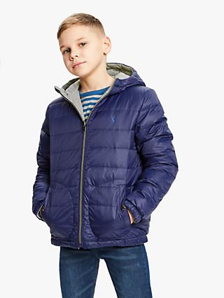 Polo Ralph Lauren Boys' Padded Jacket, Navy