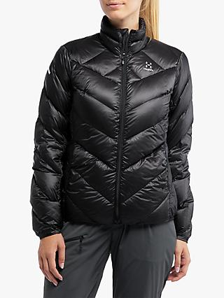 Haglöfs L.I.M Essens Women's Insulated Jacket, True Black