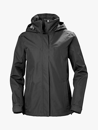 Helly Hansen Aden Women's Waterproof Jacket, Black