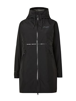 Berghaus Rothley Women's Waterproof Gore-Tex Jacket, Black