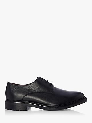 Dune Bowstrings Gibson Shoes, Black