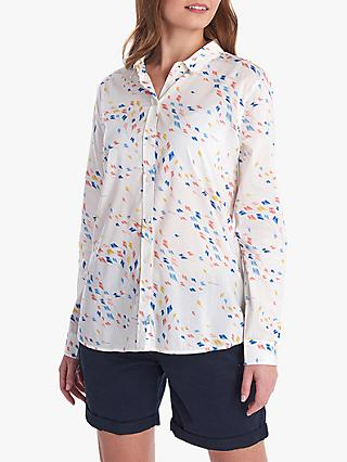 Barbour Waterside Shirt, Off White