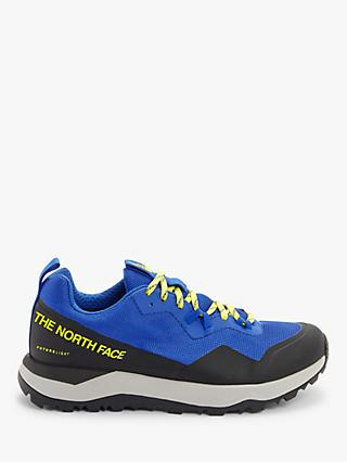 The North Face Activist FUTURELIGHT™ Men's Waterproof Hiking Shoes, Nautical Blue/Black