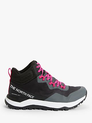 The North Face Activist FUTURELIGHT™ Women's Waterproof Hiking Boots, Zinc Grey/TNF Black