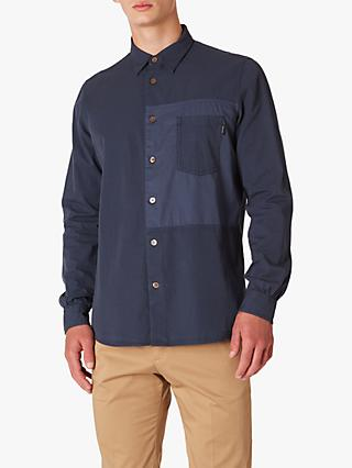 PS Paul Smith Panel Shirt, Blue