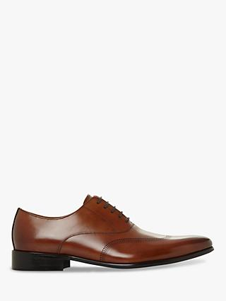 Dune Syn Punched Wingtip Oxford Shoes