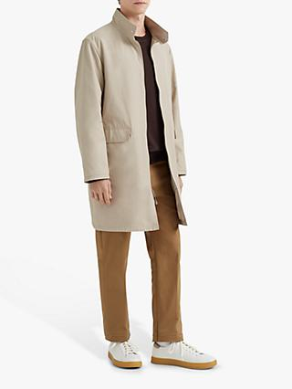 Club Monaco Lightweight Mac, Cashew