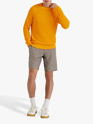 Club Monaco Garment Dyed Cotton Crew Jumper