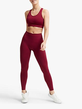 Jilla Active Spirit Seeker Leggings, Raspberry