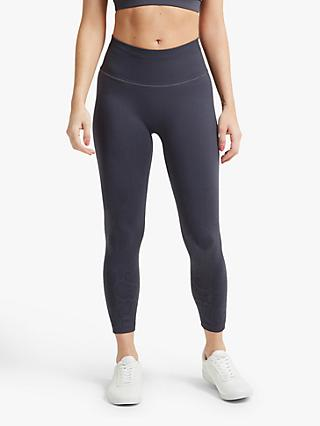 Jilla Active Cobra 7/8 Training Tights, Grey