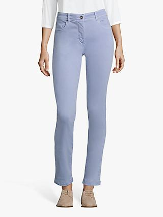 Betty Barclay Perfect Slim Jeans, Light Opal