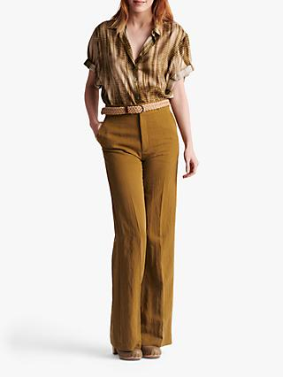 Gerard Darel Mayura Wide Leg Trousers