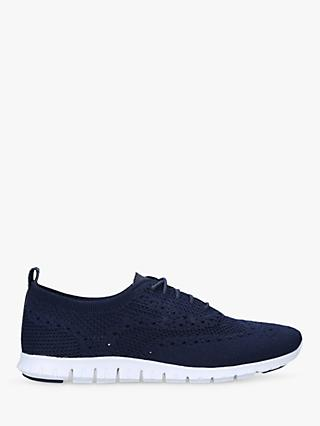 Cole Haan Zerogrand Stitchlite Lace Up Fabric Trainers