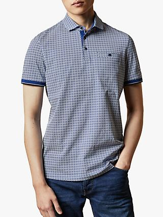 Ted Baker Bagin Cotton Polo Shirt