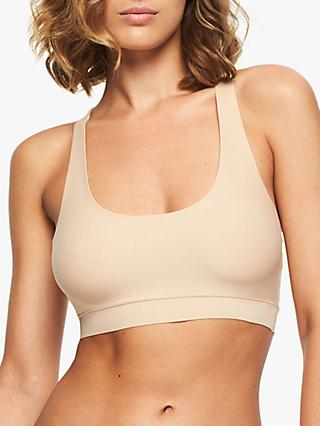 Chantelle Soft Stretch Lounge Bra, Nude
