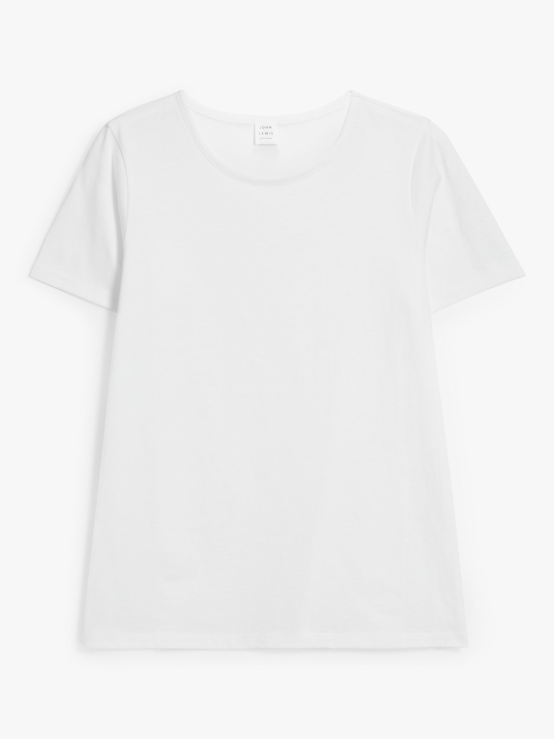 John Lewis & Partners Perfect Basic T-Shirt