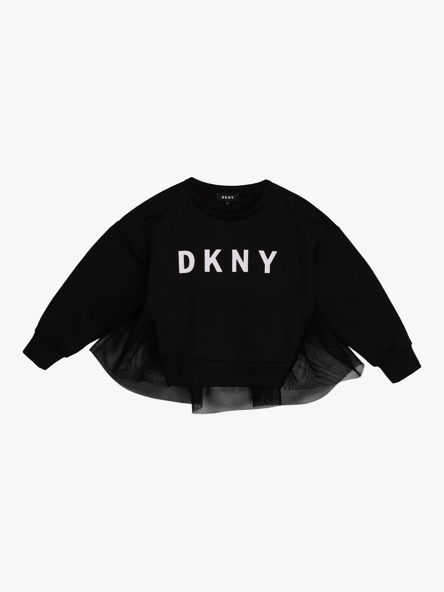DKNY Girls Sweatshirt