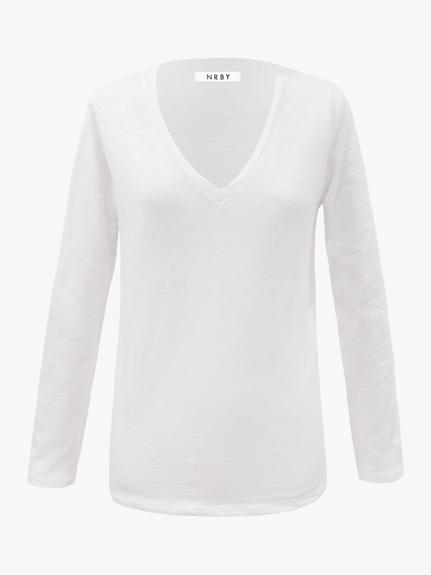 NRBY Jamie Long Sleeved Cotton T-Shirt