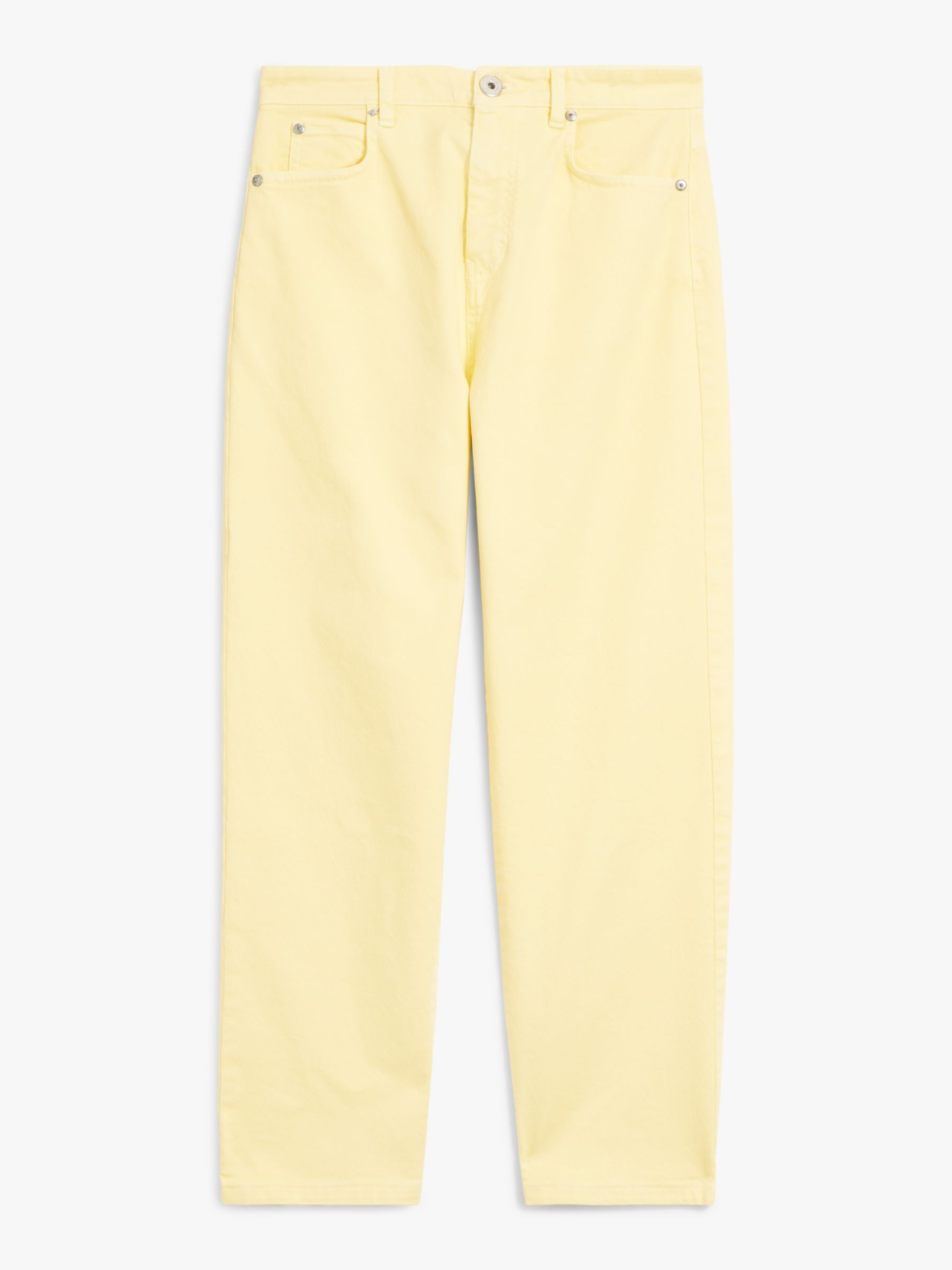 Weekend MaxMara Reseda Straight Leg Ankle Jeans