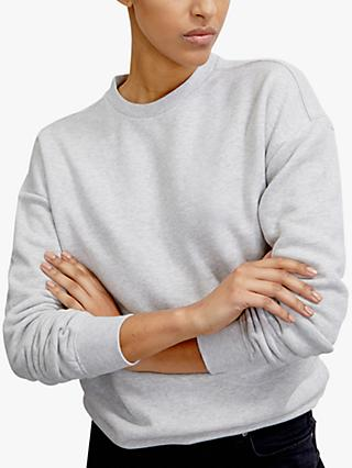 Ninety Percent Organic Cotton Oversized Sweatshirt