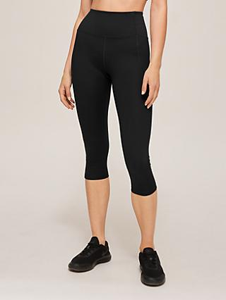 Girlfriend Collective High Rise Capri Leggings