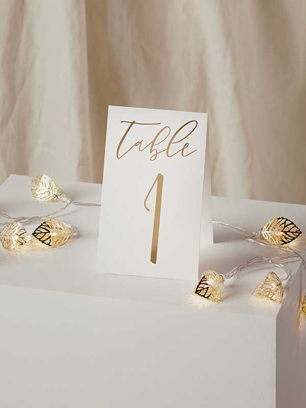 Wedding Table & Room Decorations