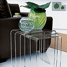 John Lewis Ice Acrylic Furniture