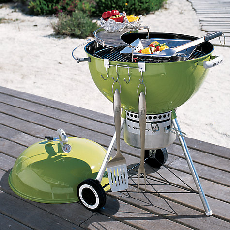 Buy Weber Barbecue Warming Rack Online at johnlewis.com
