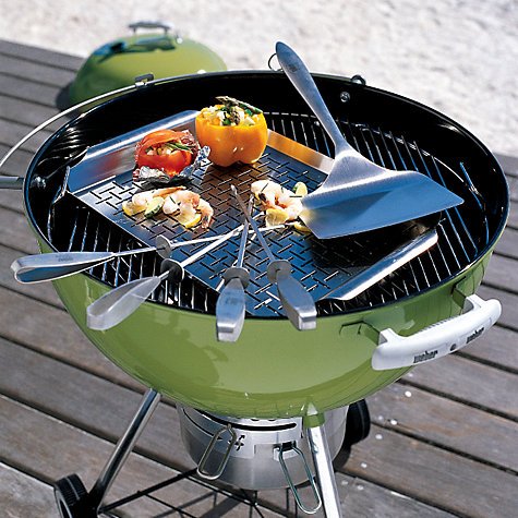 Buy Weber Rectangular Grill Pan Online at johnlewis.com