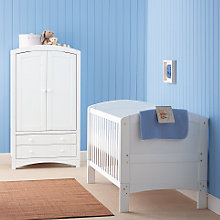 Buy Sophia White Finish Nursery Furniture Online at johnlewis.com