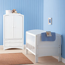 Sophia Nursery Furniture, White