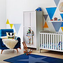 Buy John Lewis Toronto Furniture Range, White Online at johnlewis.com