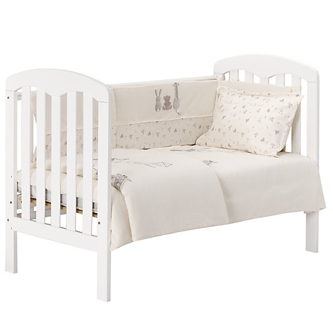 Buy John Lewis Neutral Bear Bedding Range Online at johnlewis.com